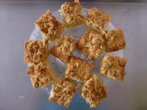 Cornflake Crumble Cake