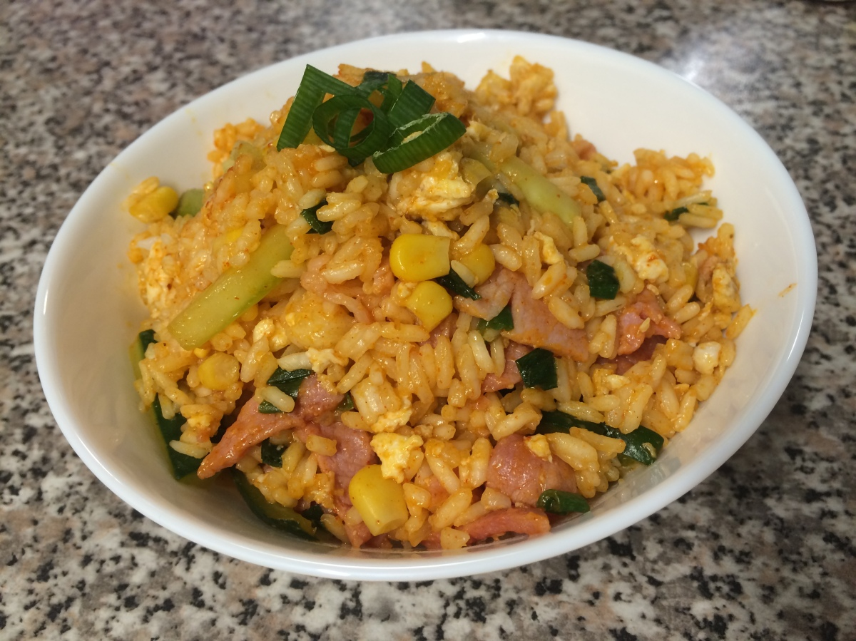 Gochujang Fried Rice