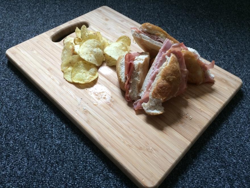 how to cook honey roast ham