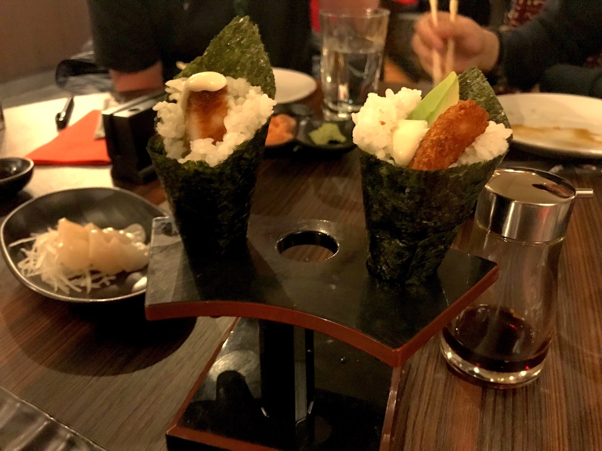 Restaurant Review: Sushimania Nottingham