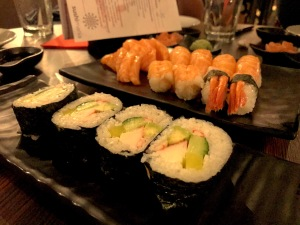 Restaurant Review Sushimania Nottingham Andrew In The Kitchen
