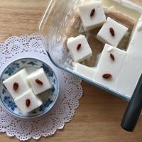 Coconut Milk Pudding Dim Sum (椰汁糕)