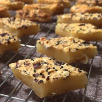 Baked Chinese New Year Glutinous Rice Cake (焗年糕)