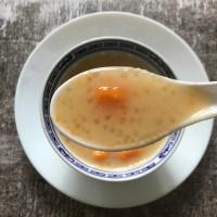Sweet Potato Sago Pudding (番薯西米露)